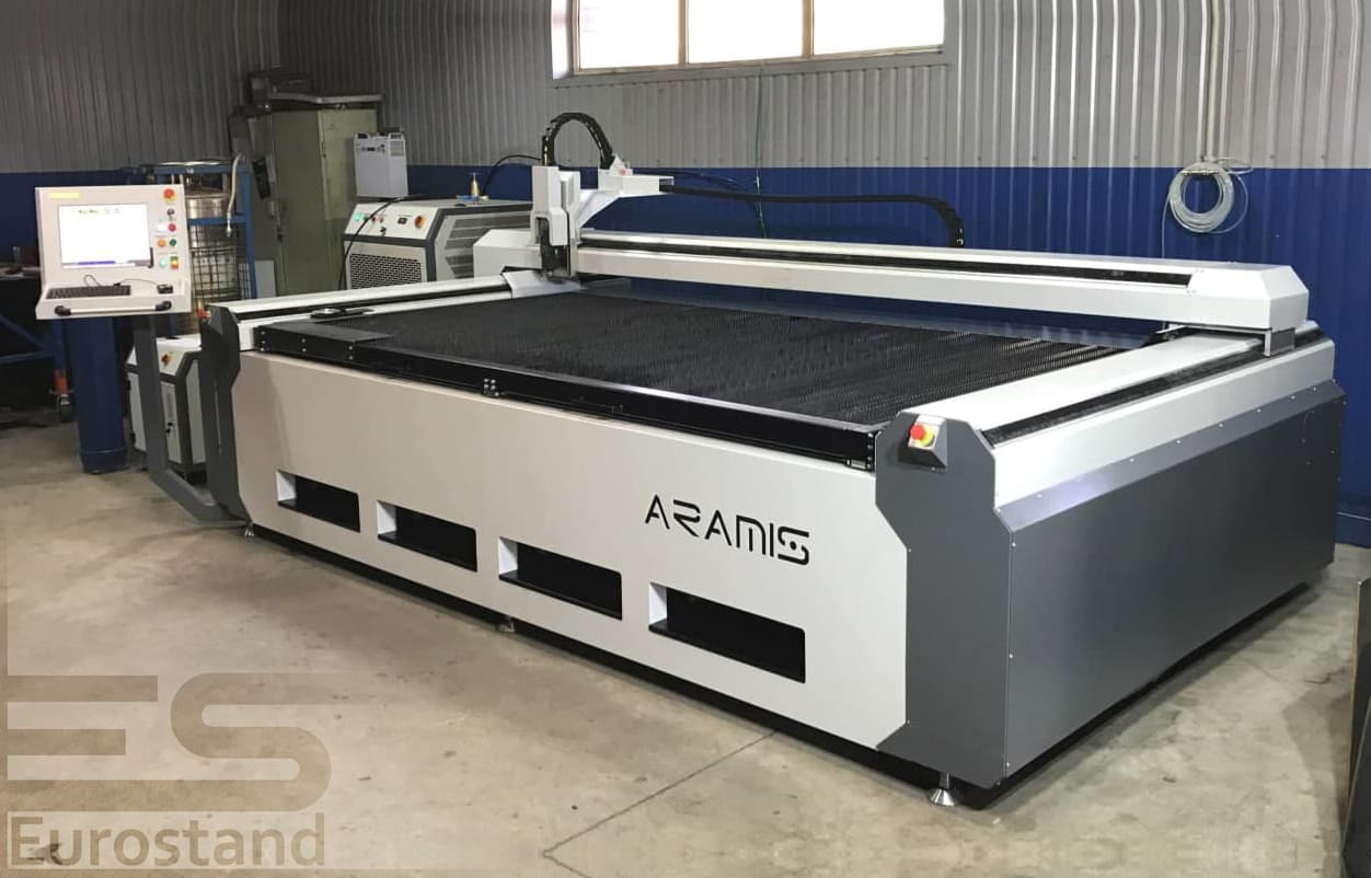 The LTC75 laser cutting machine